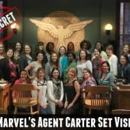 Exclusive Set Visit to Marvel's Agent Carter – #AgentCarter #ABCTVEVENT