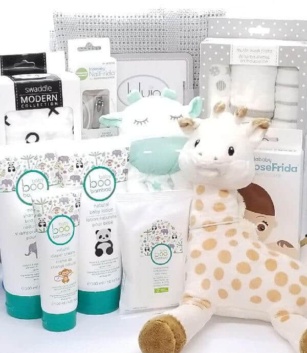 BabeeLoves Gift Boxes for New Moms
