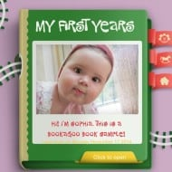 Turn Your Baby's Photos, Videos and Audio Clips into a Digital Baby Book with BookAgoo