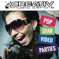 Pop Star Video Party from Creativ Music Centre #Vancouver #Giveaway