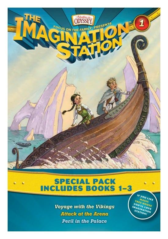 Imagination Station Books