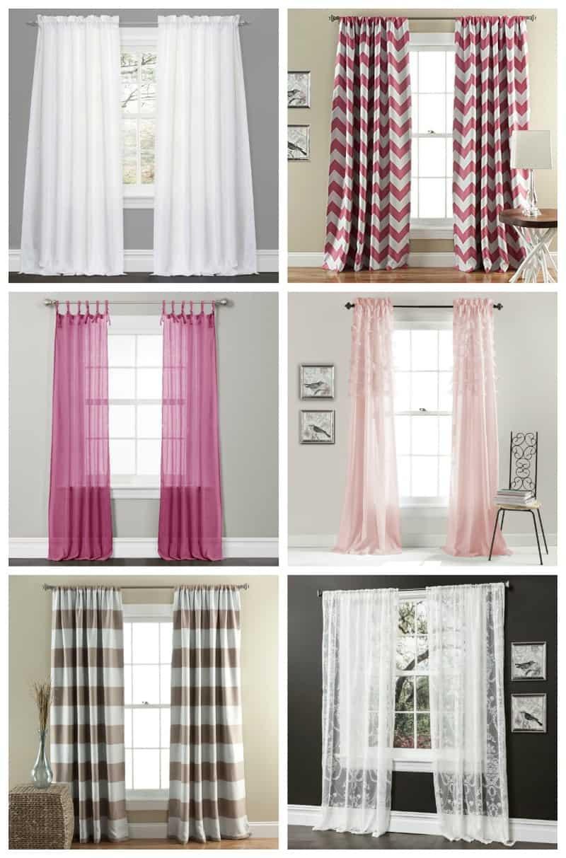Lush Decor Curtains