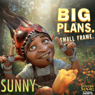 Elijah Kelley Shines Bright in Strange Magic – #StrangeMagicEvent #StrangeMagic