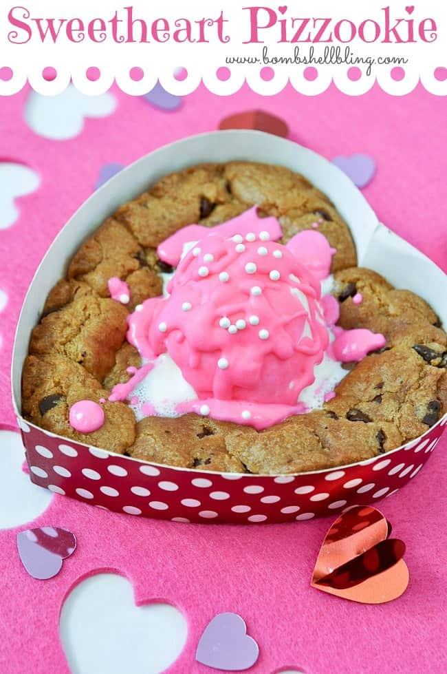 Sweetheart-Pizzookie - Bombshell Bling