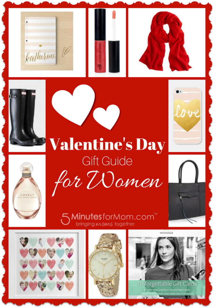valentine's day gift guide for women - 5 minutes for mom, Ideas