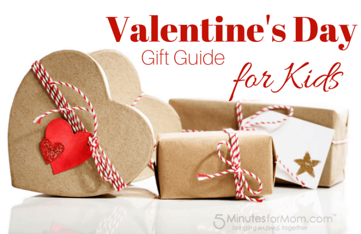Valentine S Day Gift Guide For Kids 5 Minutes For Mom