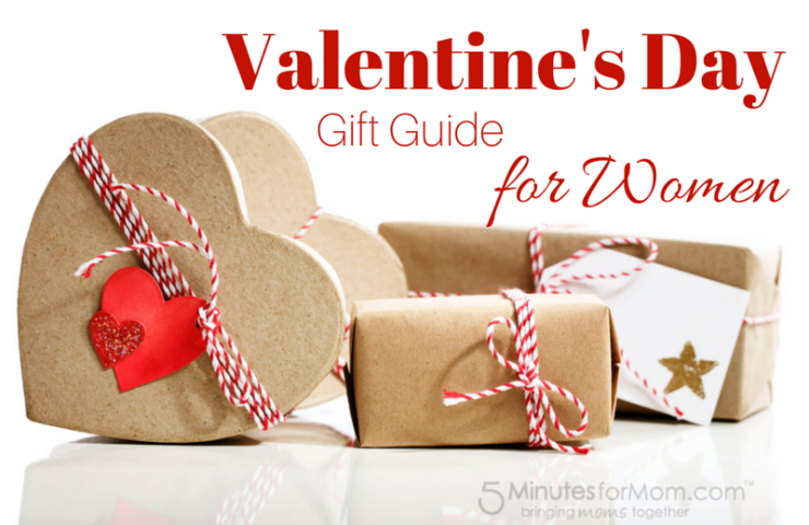 Valentines Gift Guide - Women