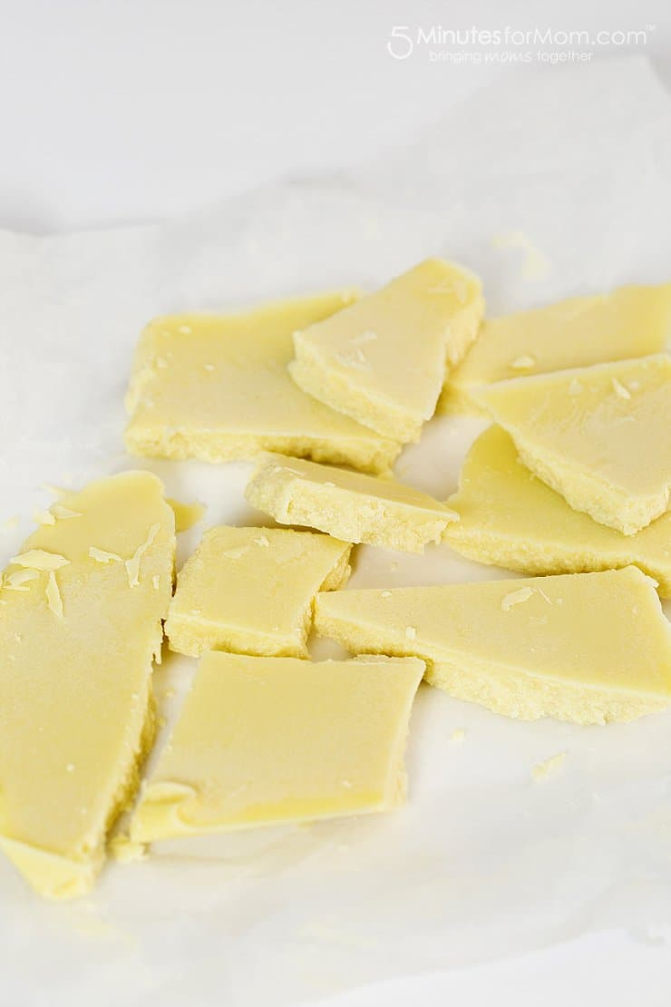 How to Make White Chocolate at Home