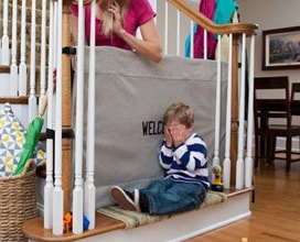 Keep Your Family Safe with The Stair Barrier