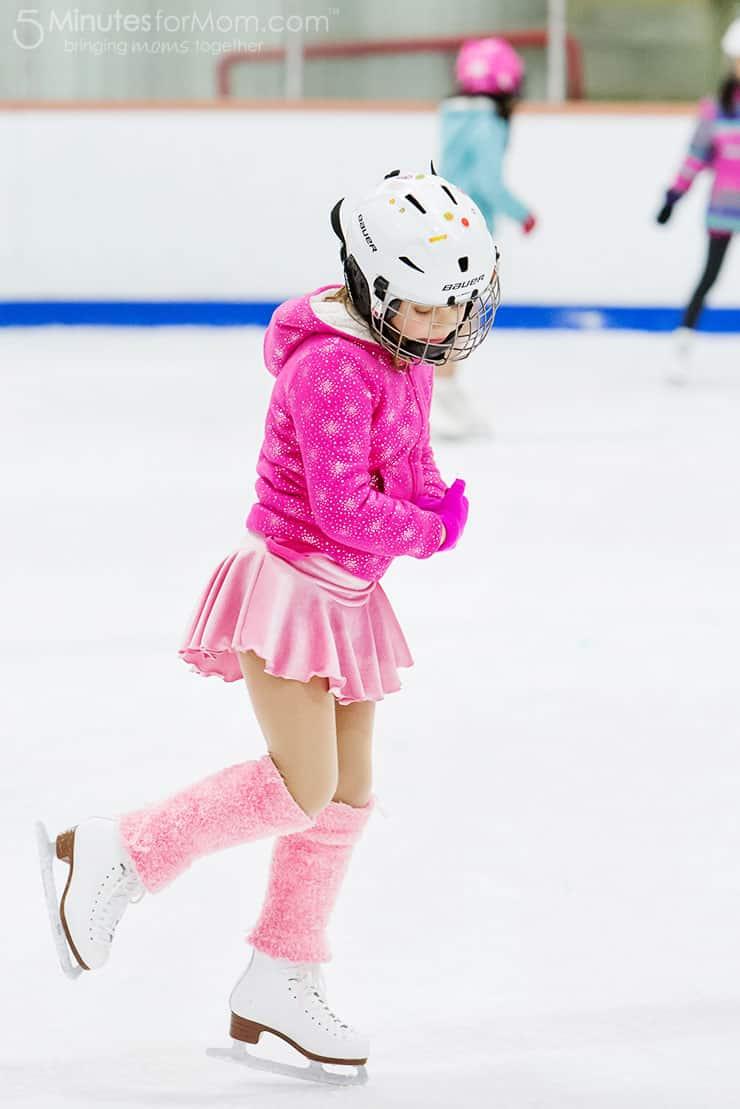 Olivia Skating