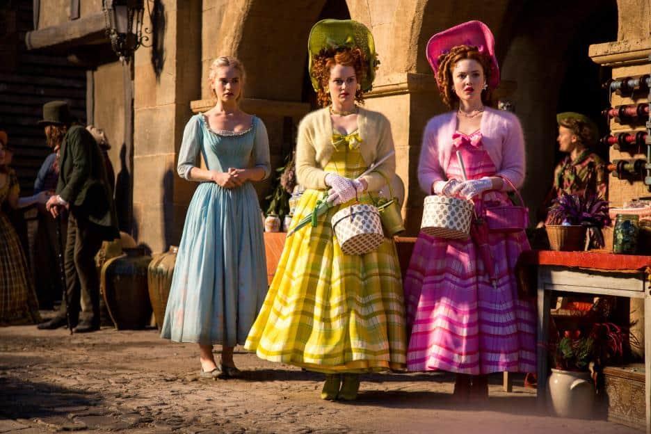 Cinderella - Step Sisters