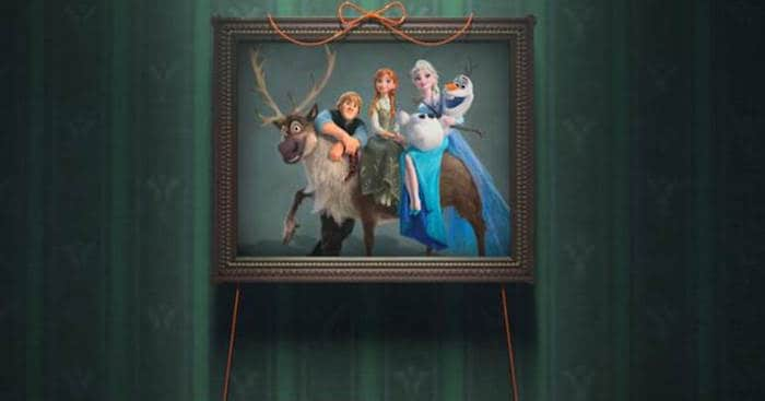 Frozen Fever-FamilyPortrait