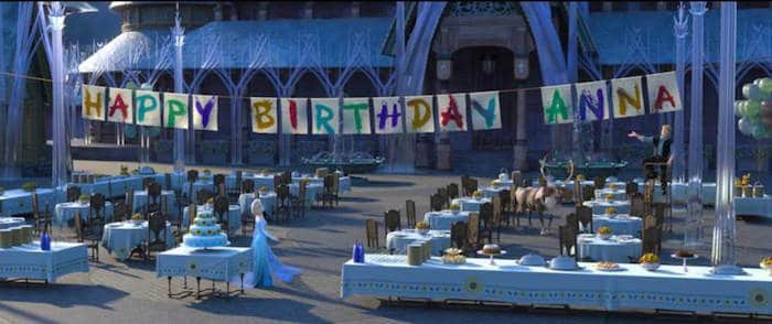 Frozen Fever - Happy Birthday Anna