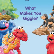 Let Your Child Giggle In Print Alongside Elmo with @PutMeInTheStory #Giveaway