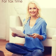 How To Keep Your Information Safe and Organized for Tax Time #LSSS