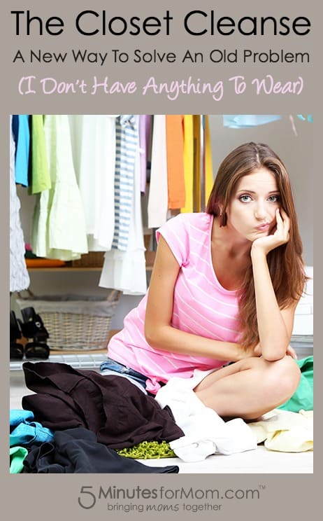 The Closet Cleanse