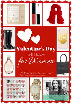 Valentines Day Gift Guide for Women