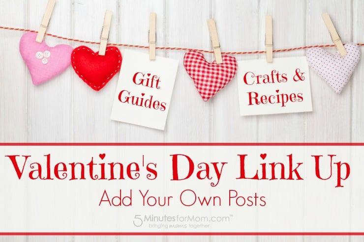 Valentines Day Link Up
