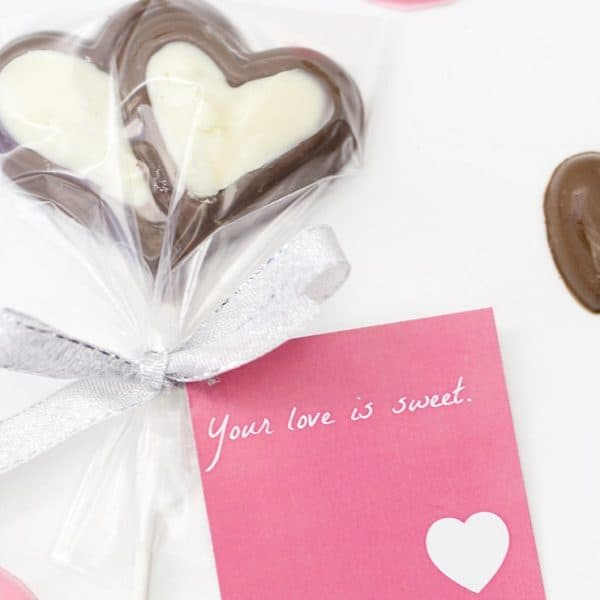 DIY Valentine's Gifts with Free Printables