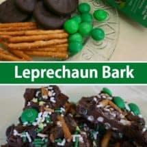 Leprechaun Bark Recipe