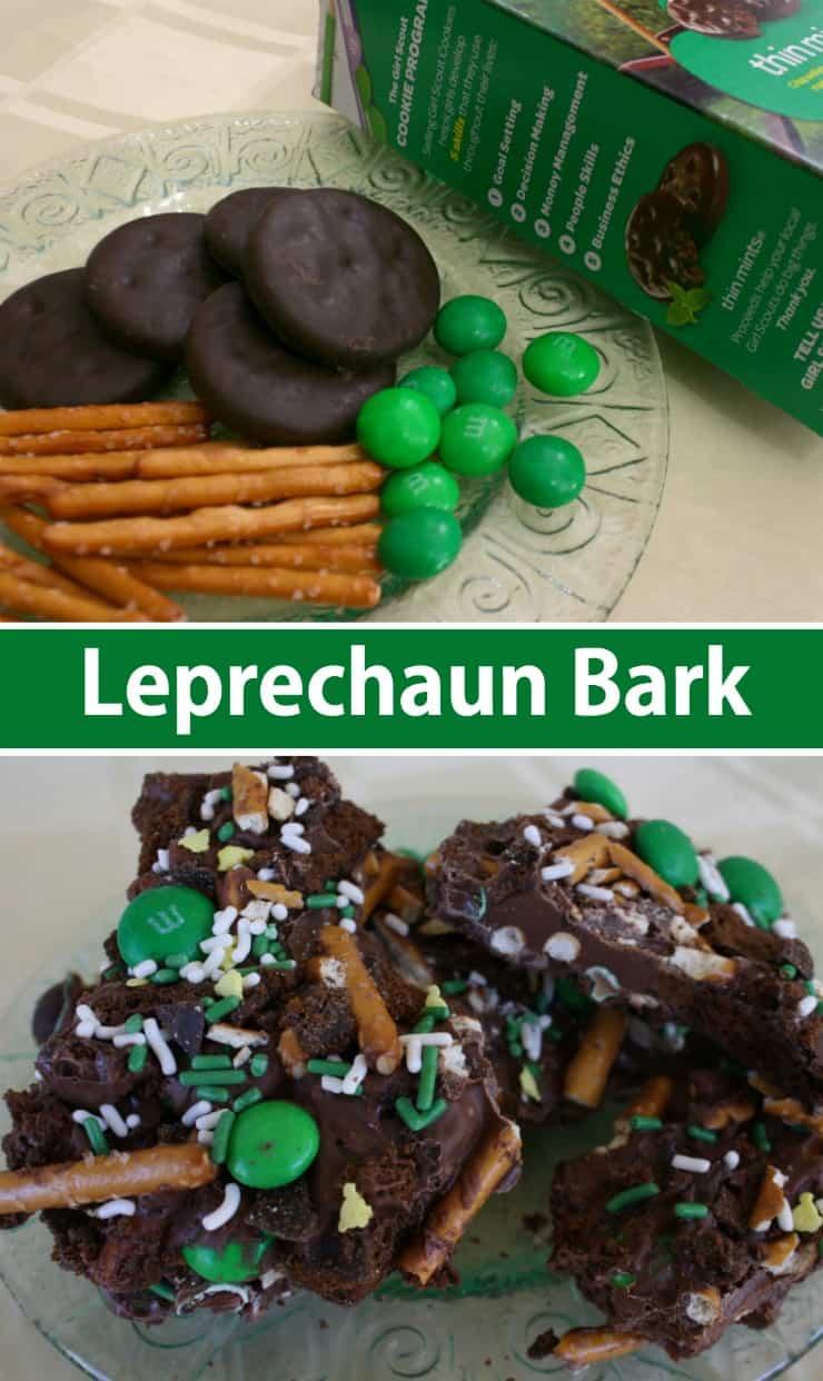 Leprechaun Bark