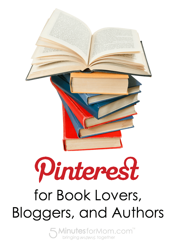 Pinterest for Book Lovers