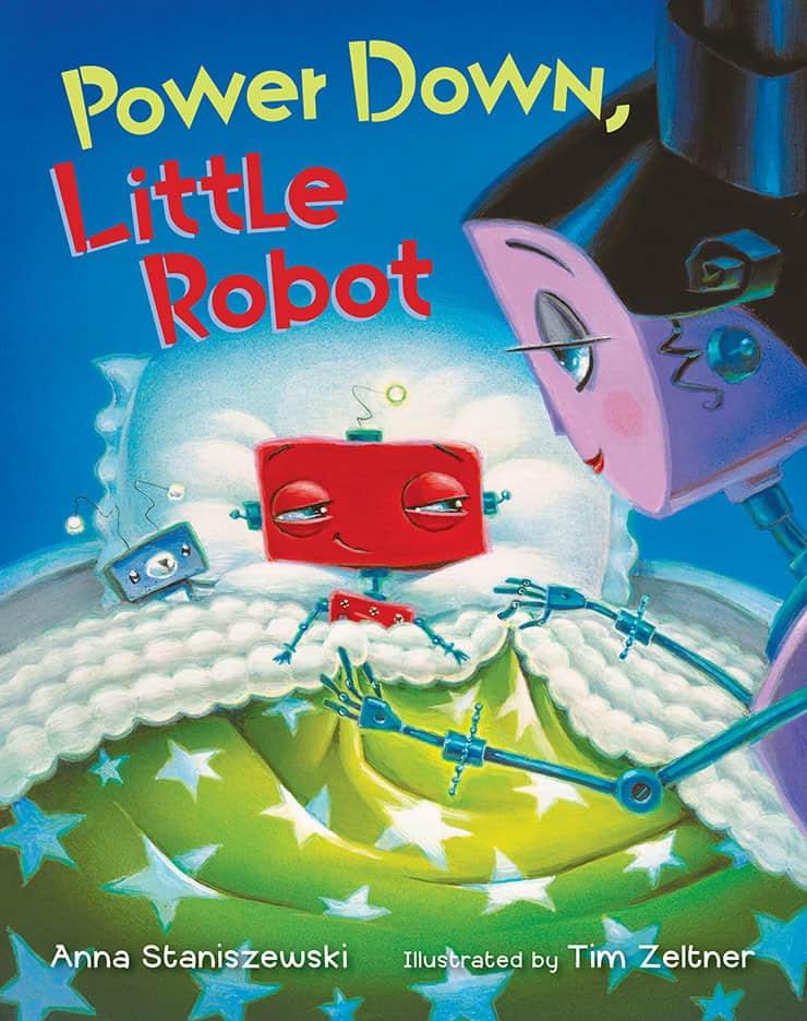 Power Down Little Robot