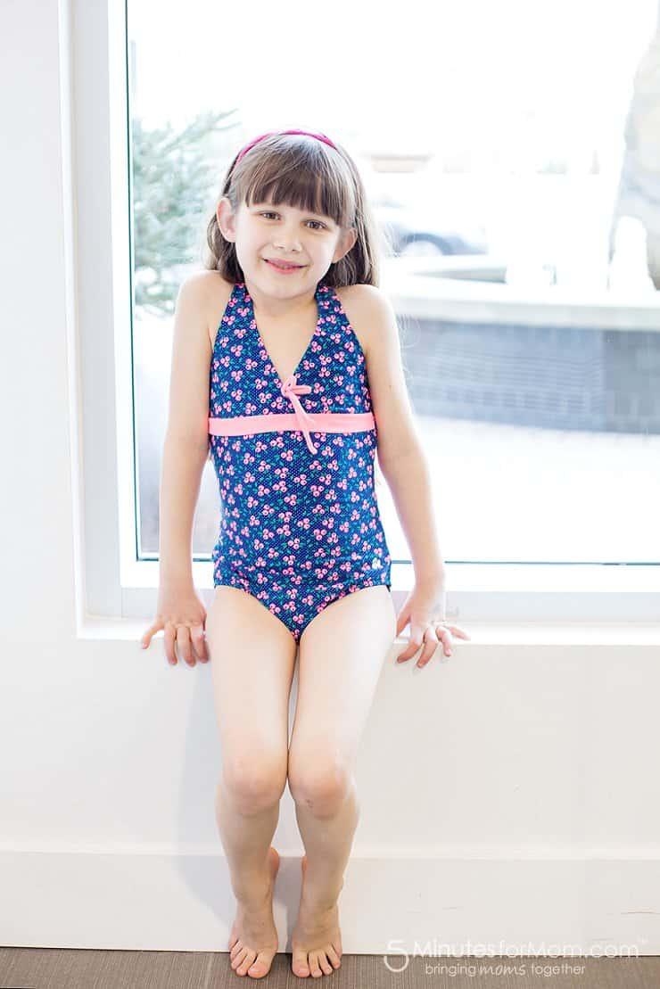 triple flip swimwear