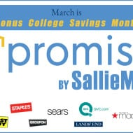 March is Bonus College Savings Month with Upromise