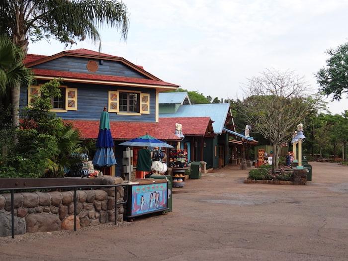 Disney's Animal Kingdom - Streets
