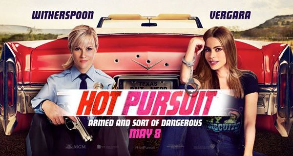Have a Girls' Night Out with Sofia Vergara and Reese Witherspoon #HotPursuit Movie #Ad