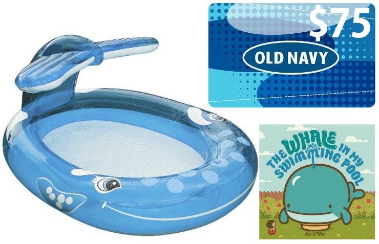 WhaleInMySwimmingPool Grand Prize Pack