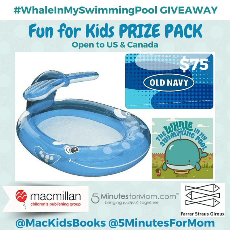 WhaleInMySwimmingPool GrandPrizePack