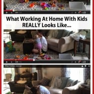 What Working At Home With Kids REALLY Looks Like… (Funny Viral Video)
