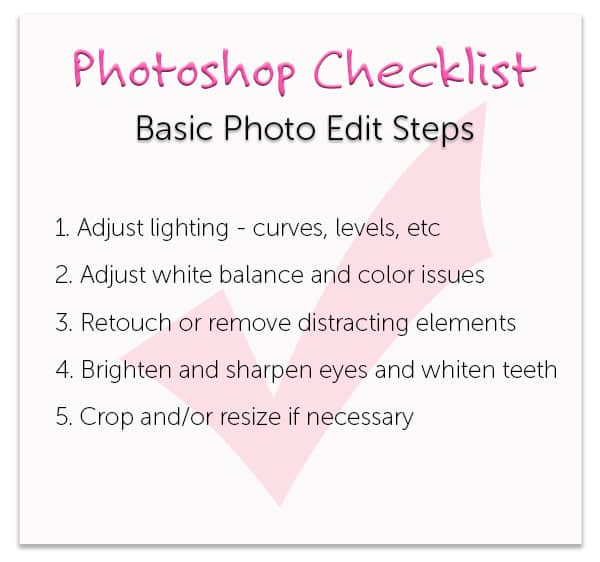 Photoshop Photo Edit Tutorial
