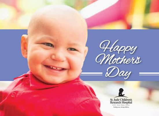 3 Ways to Celebrate your Mother and the Mothers of St. Jude kids