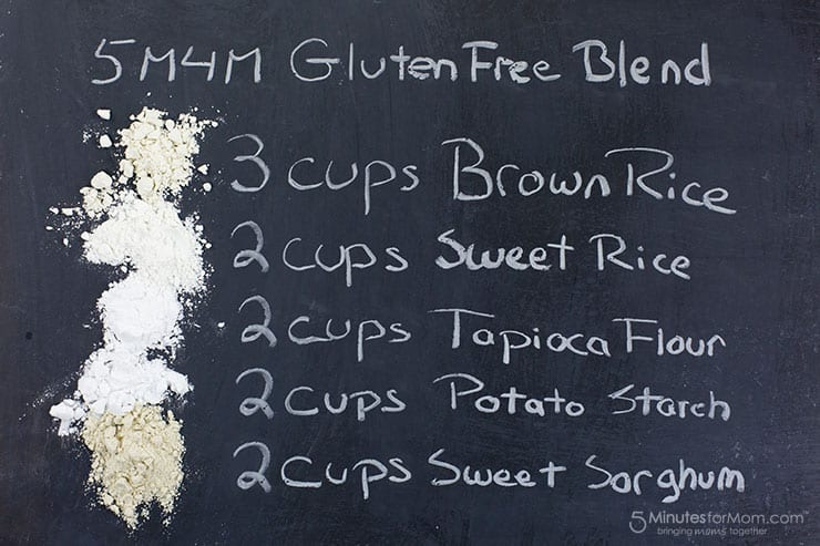 How to make your own perfect gluten-free flour blends