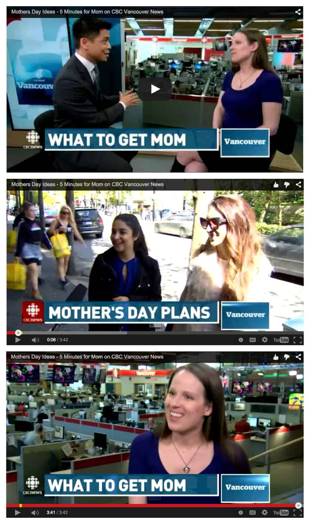 CBC News - Mothers Day