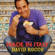 Making Time for Dinner — An Interview with Celebrity Chef David Rocco #ShareTheTable