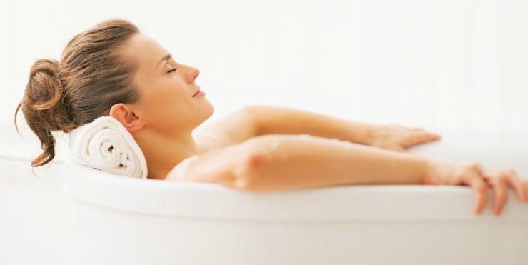 Epsom Salts Bath