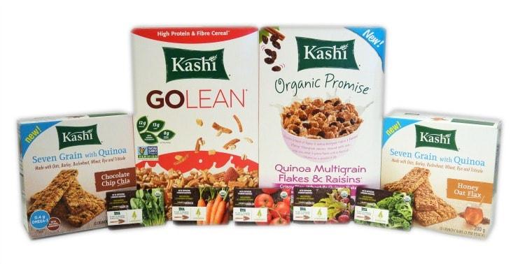 Kashi Prize Pack