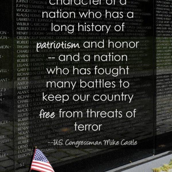 Honoring our Heroes, Memorial Day 2015
