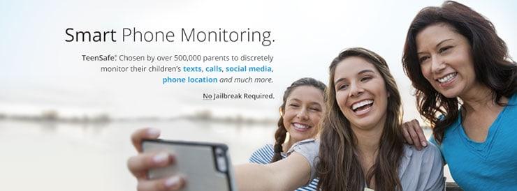 TeenSafe Phone Monitoring