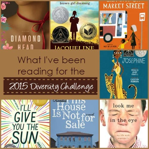 How do you choose what you will read next?   This book reviewer is making an effort this year to be intentional about her book choices, focusing on selections with diverse characters. Find out what is on her bookshelf...