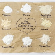 How to Make a Perfect Gluten-Free Flour Blend
