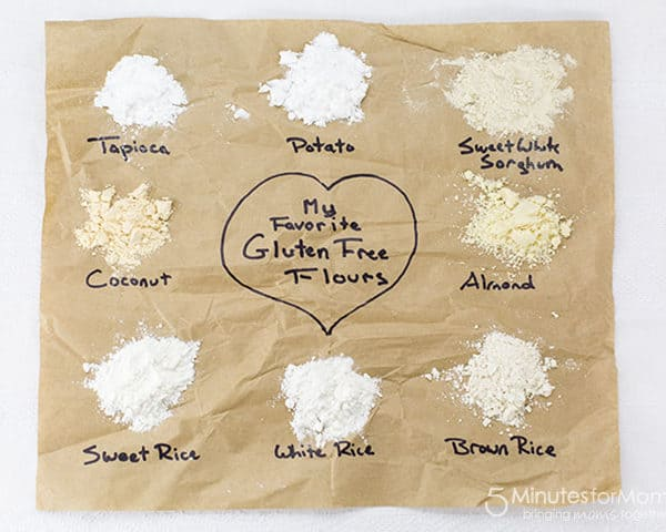 Gluten Free Flour Mix – How to Make The Perfect Gluten Free Flour Blend