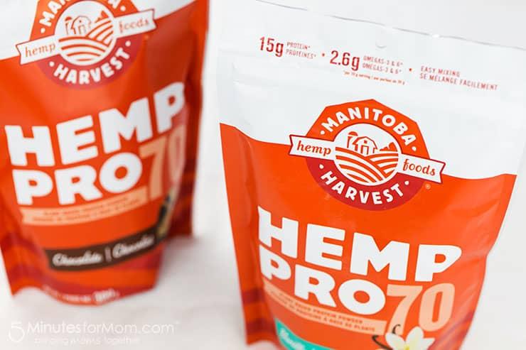 Manitoba Harvest Hemp Protein Shake