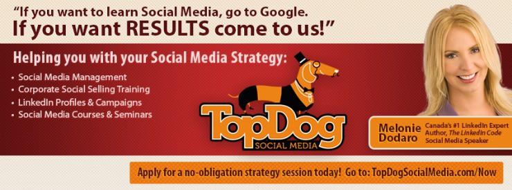 TopDog social media