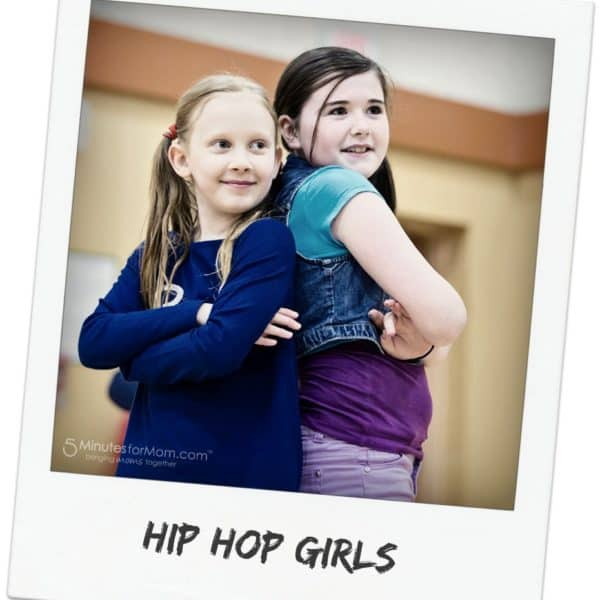 Wordless Wednesday – Hip Hop Girls