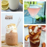 20 Summer Drinks Recipes Round Up